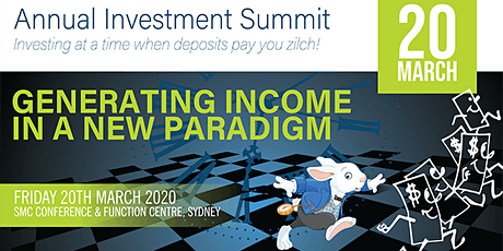 Annual Investment Summit by Australian Investors Association tickets