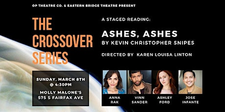 The Crossover Series: Ashes, Ashes tickets