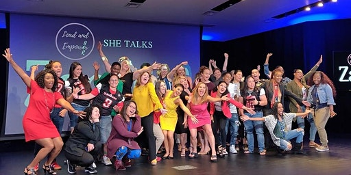 Lead and Empower Her SHE Talks Oregan