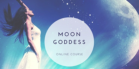 Moon Goddess Online Course tickets
