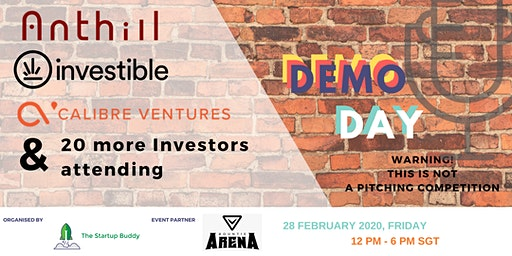 The Startup Buddy Demo Day