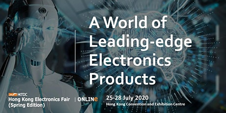 HKTDC Hong Kong Electronics Fair (Spring Edition) 2020 tickets