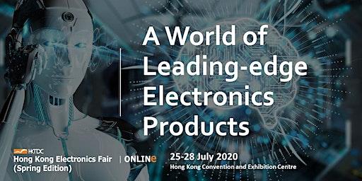 HKTDC Hong Kong Electronics Fair (Spring Edition) 2020