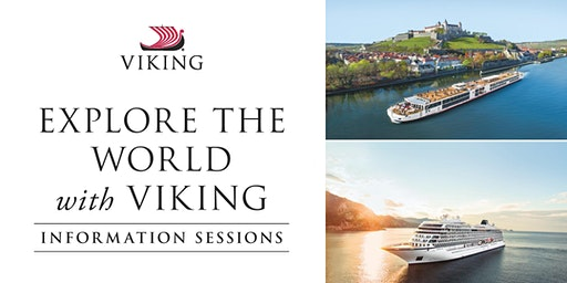 Explore the world with Viking - Information sessions