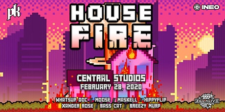 House Fire at Central Studios tickets