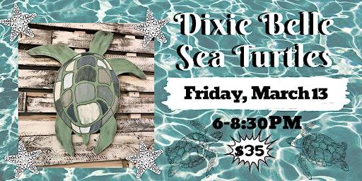 Dixie Belle  Sea Turtles