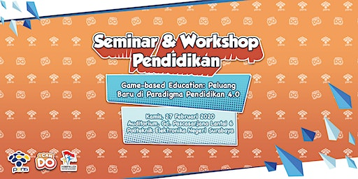 Seminar dan Workshop: Game based-Education: Peluan
