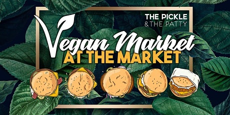 Vegan takeover @ The Market tickets