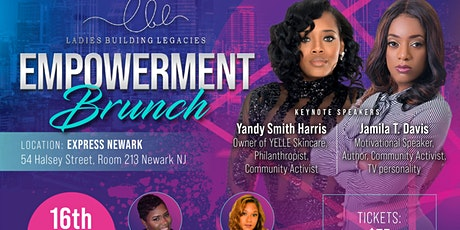 Annual Ladies Building Legacies Empowerment Brunch tickets