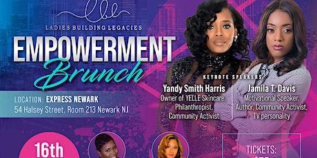 Annual Ladies Building Legacies Empowerment Brunch tickets