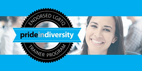 Pride in Diversity's Endorsed LGBTQ Trainer Program Sydney - May 2020 tickets