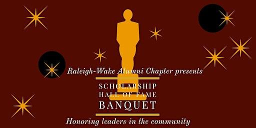 Shaw Univ. Raleigh-Wake Alumni Chapter Scholarship Hall Of Fame Banquet