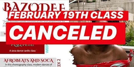 BAZODEE: An Afro-Caribbean Dance Class Series tickets