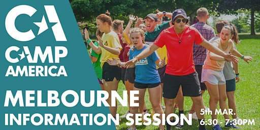 Melbourne - Camp America Info Session