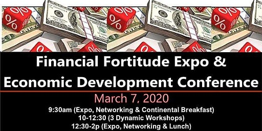 Financial Fortitude Expo & Economic Development Conference Vendors