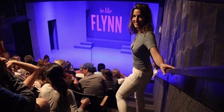 In Like Flynn Comedy Speakeasy tickets
