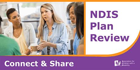 Tarneit - Connect and Share: NDIS Plan Review tickets