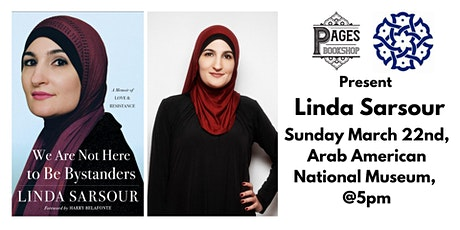 Linda Sarsour at the Arab American National Museum tickets