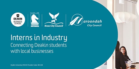 Interns in Industry Information 2020 Session 1 tickets