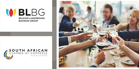 Food & wine pairing networking evening tickets