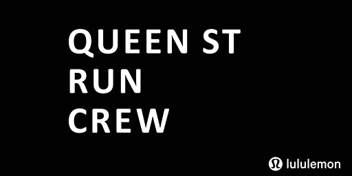 Queen St Run Crew X lululemon