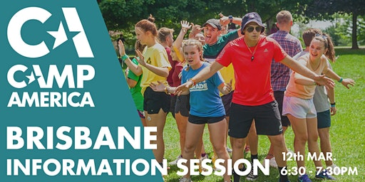 Brisbane - Camp America Info Session