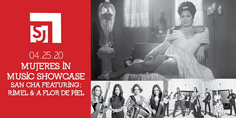 MUJERES IN MUSIC SHOWCASE tickets