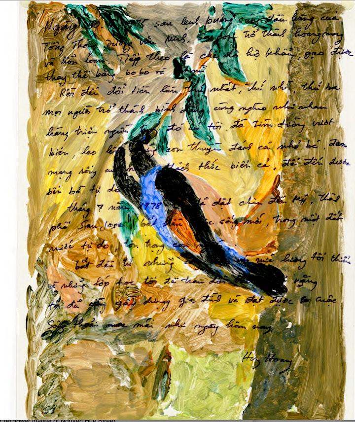 Ấp Ủ: Identity, Journey, and Legacy Art Exhibit image