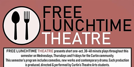 Lunchtime Theatre tickets