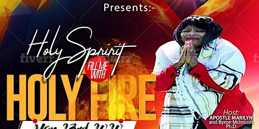 Evangelism FIRE IMPARTATION PRAYER BREAKFAST