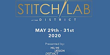Stitch Lab Miami Pop Up  tickets