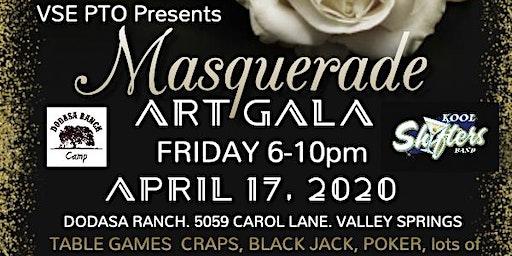 VSE PTO Masquerade Art Gala
