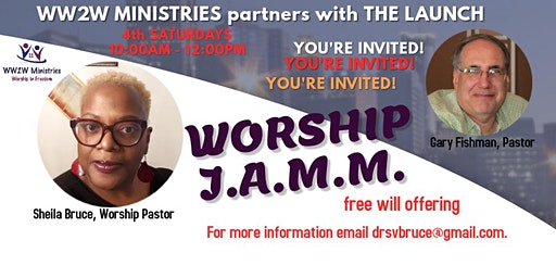 March Worship J.A.M.M.