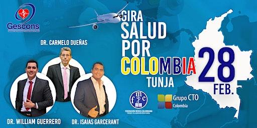SALUD POR COLOMBIA - TUNJA