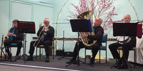 Seventy Plus Four Jazz Band - Bendigo tickets