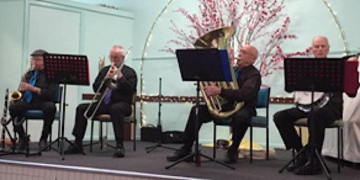 Seventy Plus Four Jazz Band - Bendigo