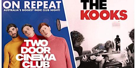 ON REPEAT: TWO DOOR CINEMA CLUB VS THE KOOKS tickets