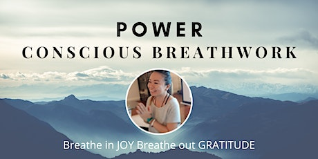 Power Conscious Breathing Meditation tickets