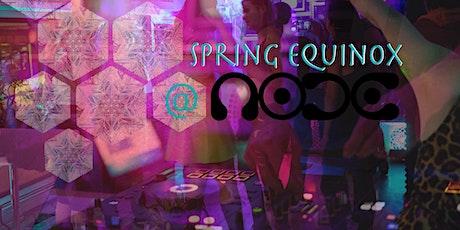 Burning man meets the tech world - Spring Equinox @ NODE tickets