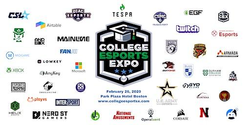College Esports Expo 2020
