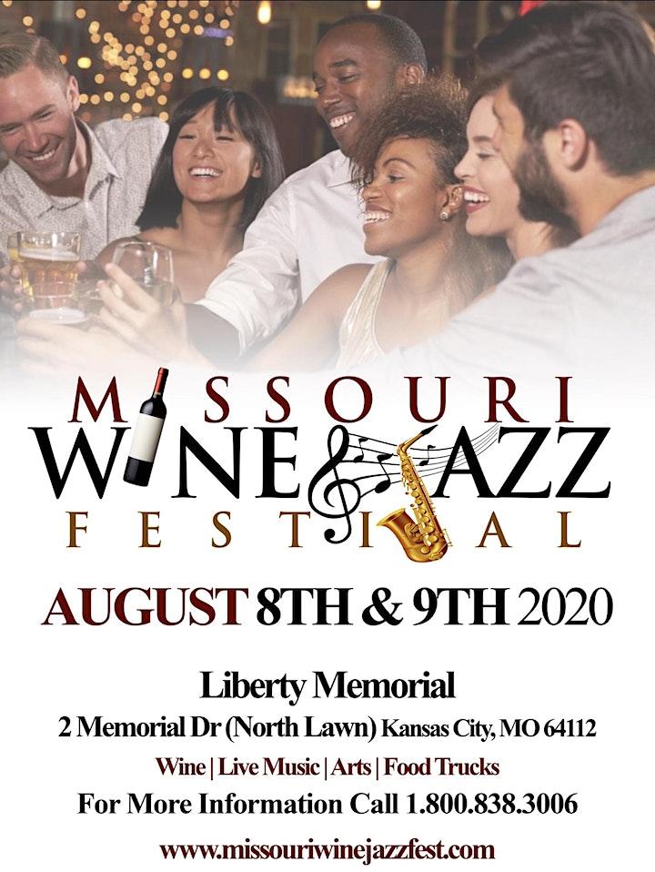 Missouri Wine & Jazz Festival image