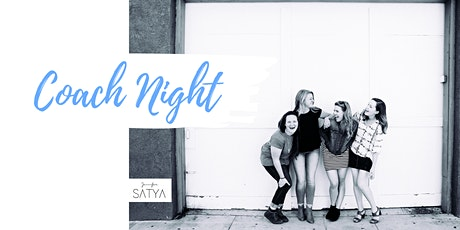 Coach Night - Feierabendevent mit Coachingsessions Tickets