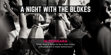 Tomorrow Man - A Night With The Blokes in Dongara tickets