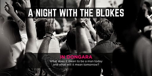 Tomorrow Man - A Night With The Blokes in Dongara
