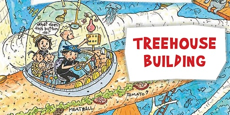 CANCELLED - Treehouse building - Bendigo tickets