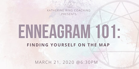 Enneagram 101: Finding yourself on the map tickets