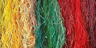 Open Studio: Basket Weaving for Self-Care