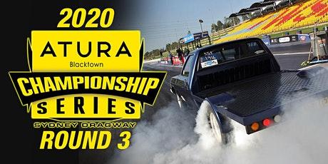 Round 3 - 2020 ATURA Blacktown NSW Championship Series tickets