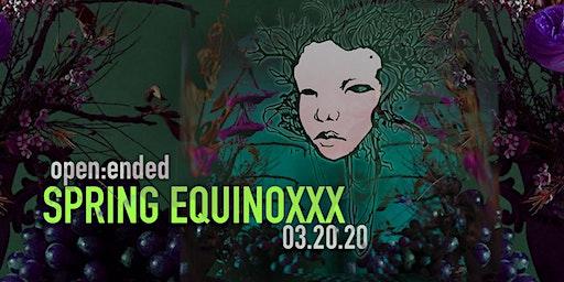 Spring EquinoXXX
