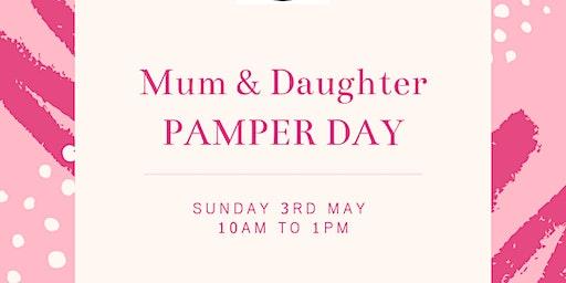 Mum & Daughter Pamper Day
